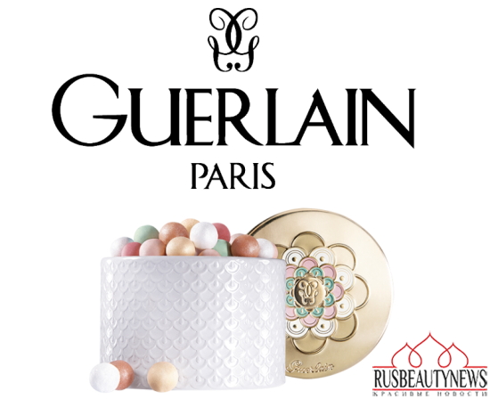 Guerlain MÉTÉORITES Rainbow Pearls for Summer 2015