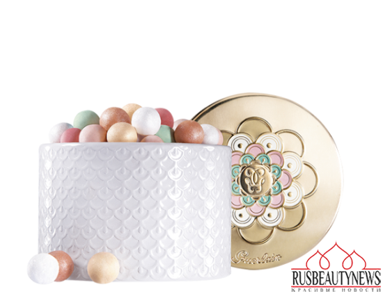 Guerlain MÉTÉORITES Rainbow Pearls for Summer 2015 look1
