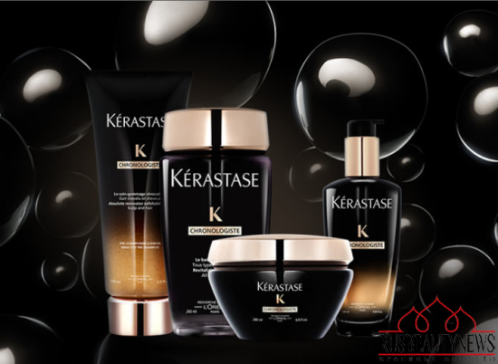 Kérastase Chronologiste look3