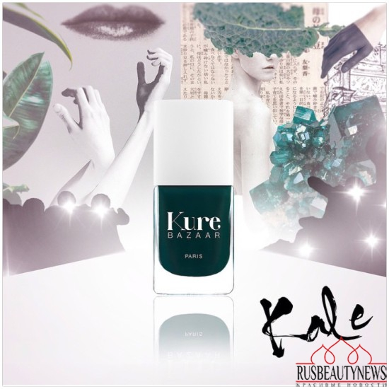 Kure Bazaar Spring 2015 Collection Kale