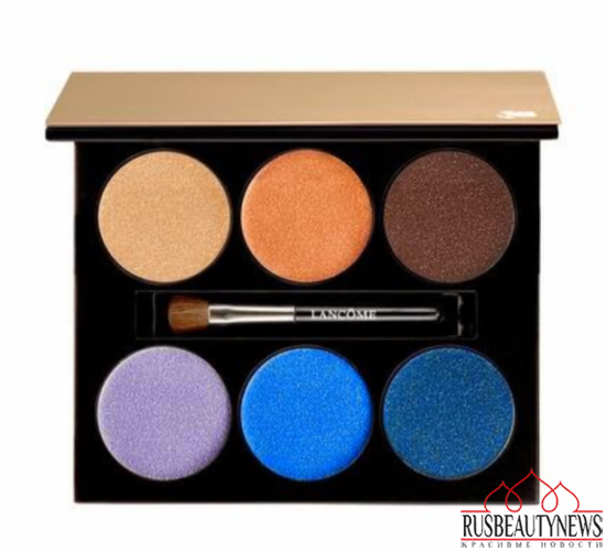 Lancome French Paradise Summer 2015 Collection eyepalette