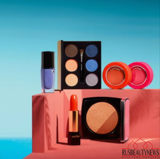 Lancome French Paradise Summer 2015 Collection look2