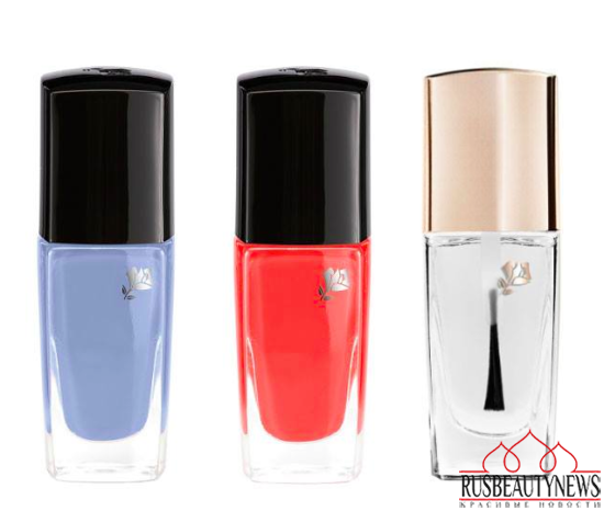 Lancome French Paradise Summer 2015 Collection nail