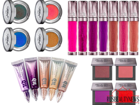Urban Decay Summer 2015 Makeup Collection
