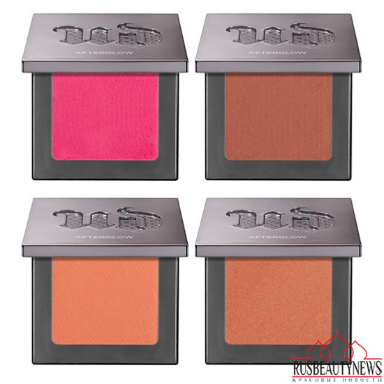 Urban Decay Summer 2015 Makeup Collection blush1