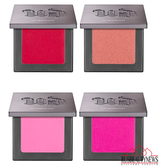 Urban Decay Summer 2015 Makeup Collection blush2