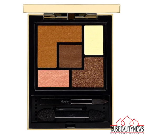 YSL Terre Saharienne Summer 2015 Collection eyepalette