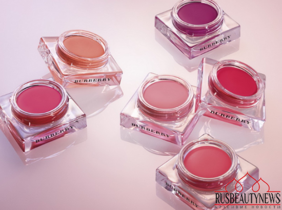 Burberry Lip & Cheek Bloom look1