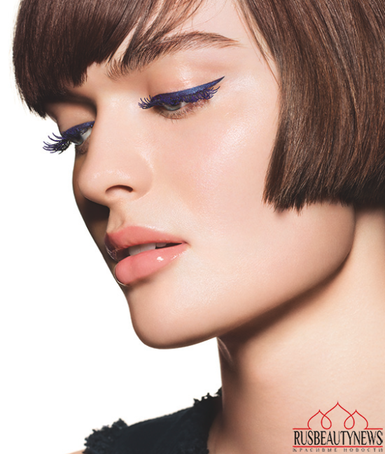 Chanel Blue Notes de Chanel 2015 Summer Collection look2