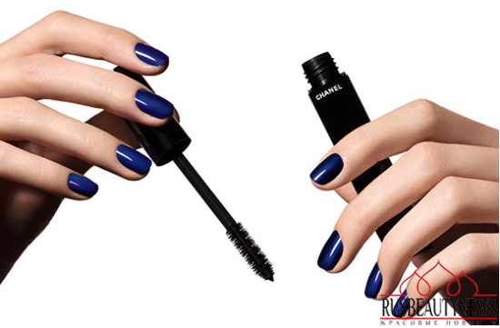 Chanel Blue Notes de Chanel 2015 Summer Collection look4