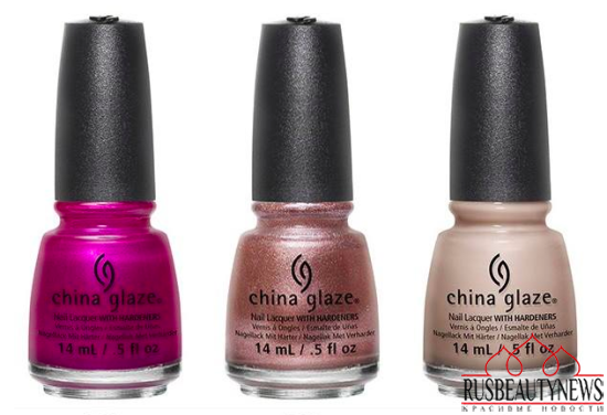 China Glaze Desert Escape Summer 2015 Collection color1