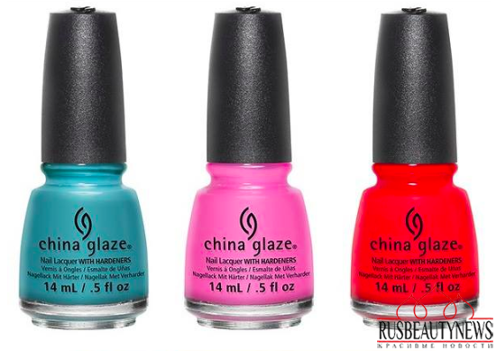 China Glaze Desert Escape Summer 2015 Collection color2