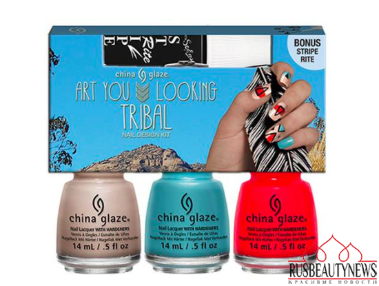 China Glaze Desert Escape Summer 2015 Collection set1