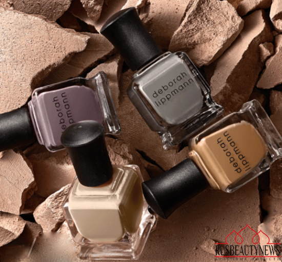 Deborah Lippmann Painted Desert Collection Summer 2015