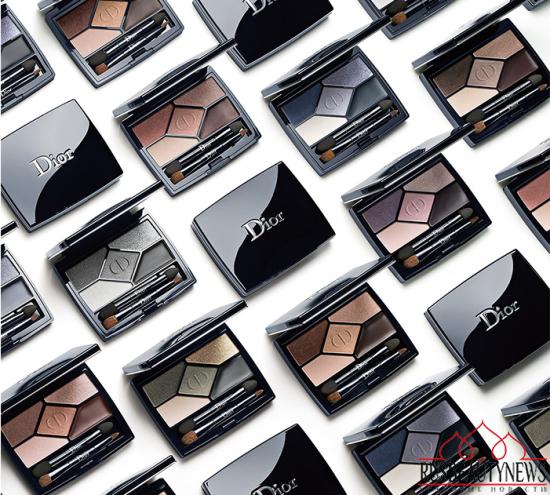 Dior Designer 5-Colour Palettes