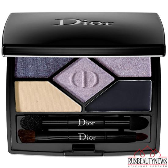 Dior Designer 5-Colour Palettes 1