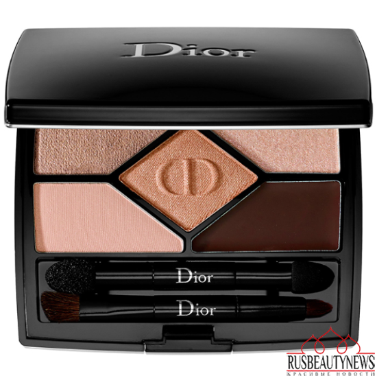 Dior Designer 5-Colour Palettes 3