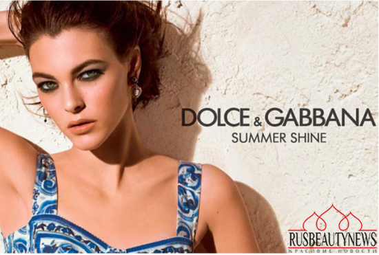 Dolce & Gabbana Summer Shine 2015 Collection