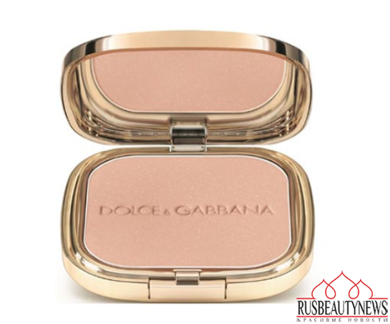 Dolce & Gabbana Summer Shine 2015 Collection powder