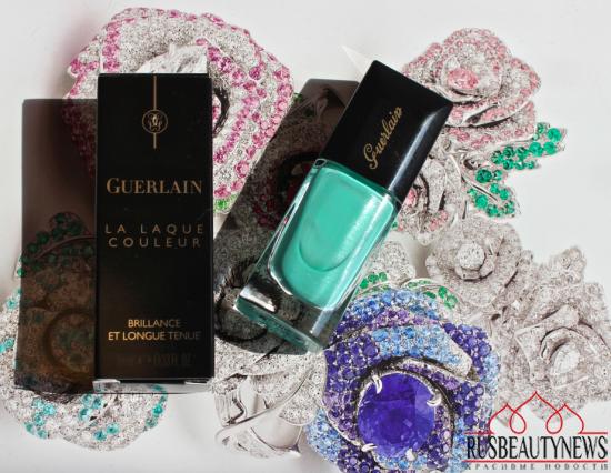 Guerlain La Laque Couture 700 Blue Ocean