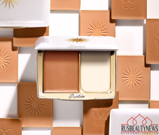 Guerlain Terracotta Summer 2015 Collection look1