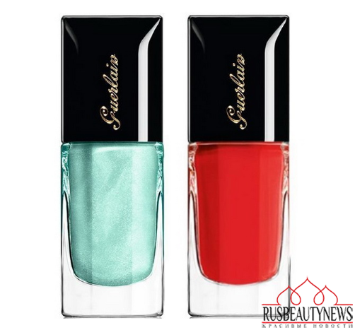 Guerlain Terracotta Summer 2015 Collection nail