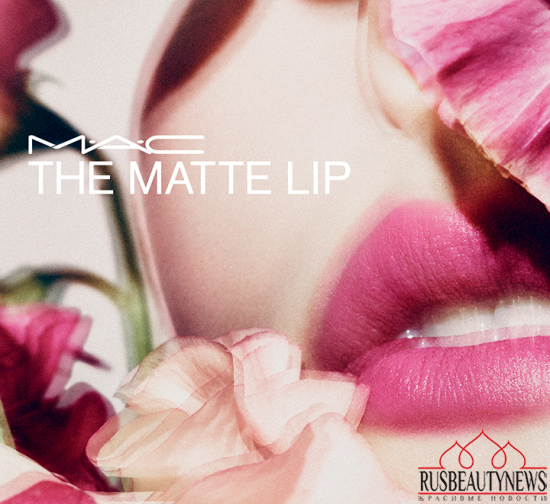 MAC The Matte Lip Collection for Summer 2015 look1