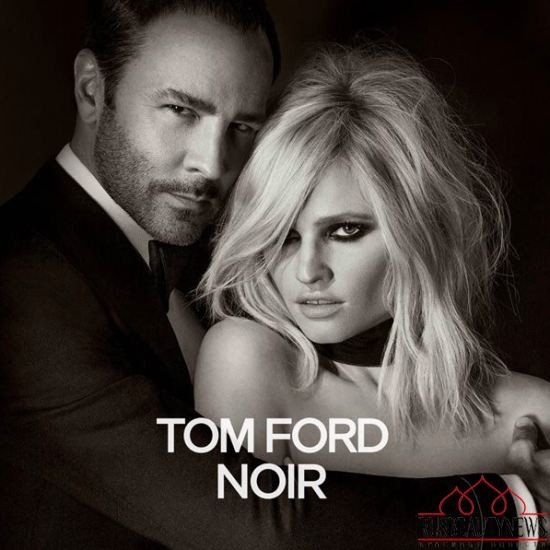 Tom Ford Noir Pour Femme look2