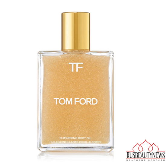 Tom Ford Soleil Makeup Collection for Summer 2015 oil