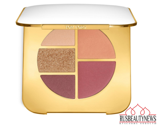 Tom Ford Soleil Makeup Collection for Summer 2015 palette