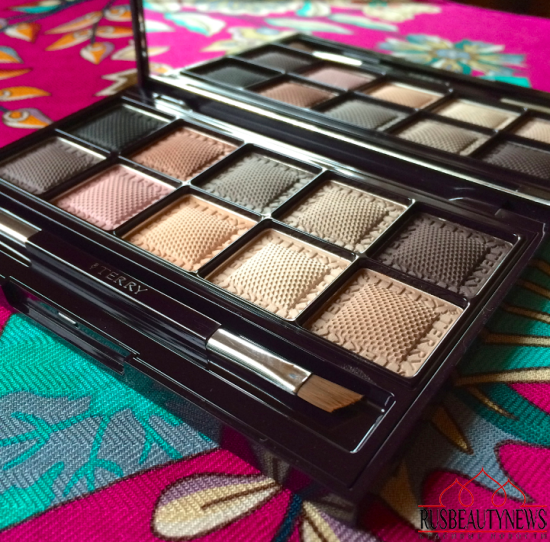 By Terry Eye Designer Palette 1 Smoky Nude