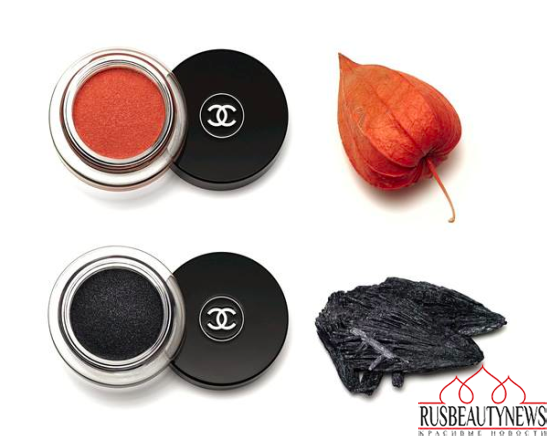 Chanel Les Automnales Fall 2015 Collection  eye
