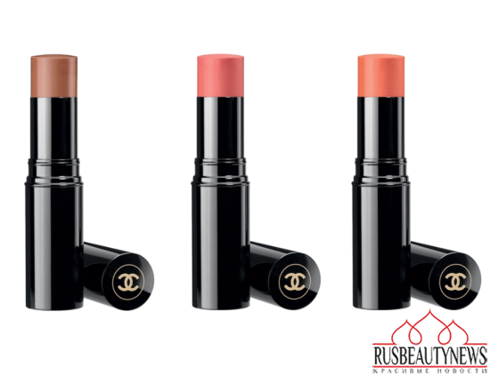 Chanel Les Beiges Summer 2015 Collection blush 2