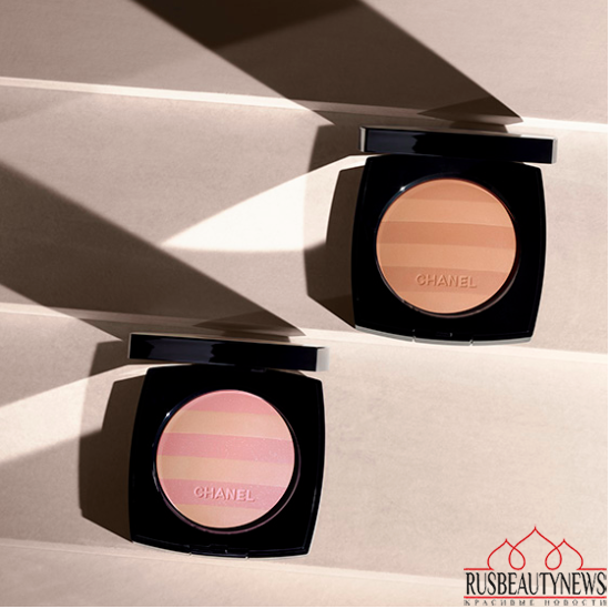 Chanel Les Beiges Summer 2015 Collection powder