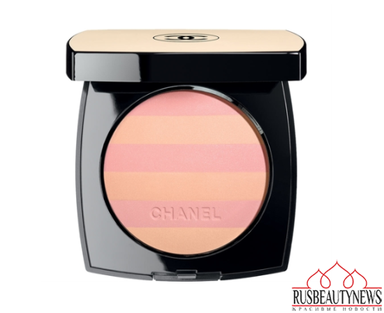 Chanel Les Beiges Summer 2015 Collection powder1