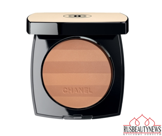 Chanel Les Beiges Summer 2015 Collection powder2