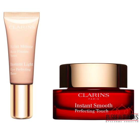 Clarins Fall 2015 Pretty Day & Night Collection base