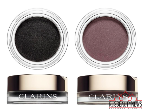 Clarins Fall 2015 Pretty Day & Night Collection cream shadow
