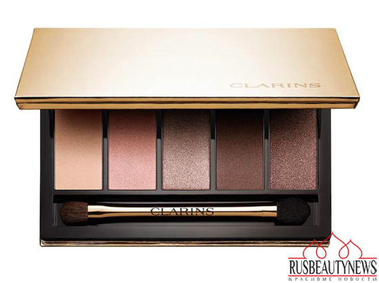 Clarins Fall 2015 Pretty Day & Night Collection  eye1