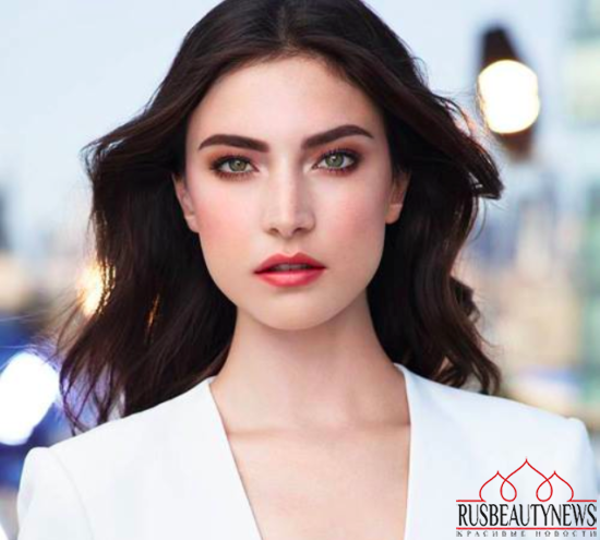 Clarins Fall 2015 Pretty Day & Night Collection look1