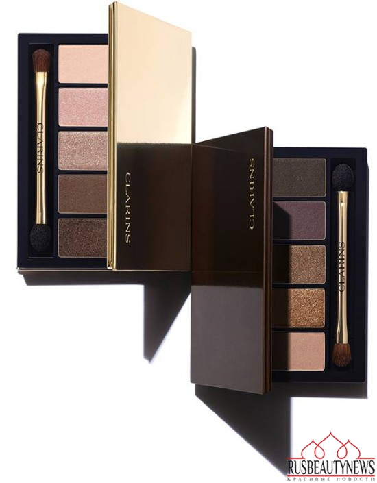 Clarins Fall 2015 Pretty Day & Night Collection  look3
