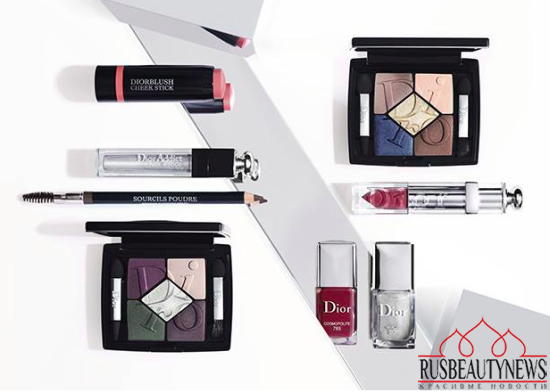 Dior Cosmоpolite Fall 2015 Collection