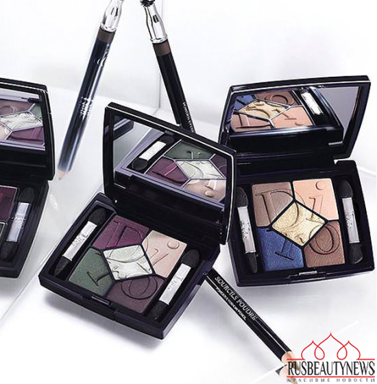 Dior Cosmоpolite Fall 2015 Collection eye palette