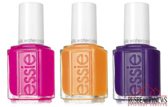 Essie Silk Watercolor Summer 2015 Collection color2