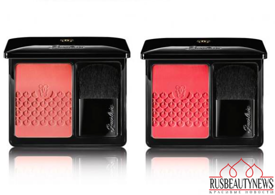 Guerlain Bloom of Rose Collection Fall 2015 blush1