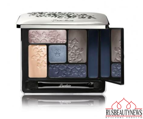 Guerlain Bloom of Rose Collection Fall 2015 eye6