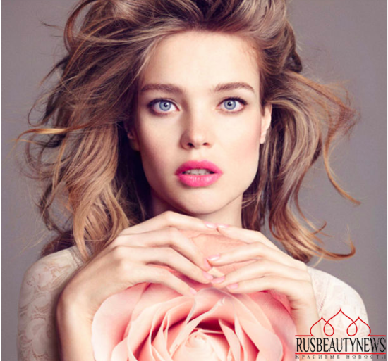 Guerlain Bloom of Rose Collection Fall 2015 look