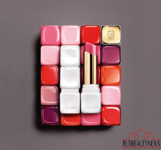 Guerlain Bloom of Rose Collection Fall 2015 look2