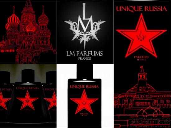 Laurent Mazzone Unique Russia