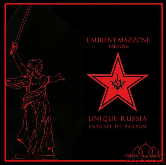 Laurent Mazzone Unique Russia look2